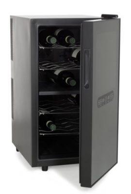 AMSTYLE-Design-Zwei-Zonen-Weinkhlschrank-18-Flaschen-8C-18C-48-Liter-Weinkhler-0