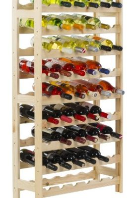 Impag-Weinregal-Flaschenregal-Holzregal-fr-54-Flaschen-in-Natur-0