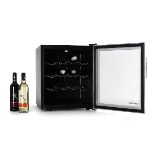klarstein 10002140 mini k hlschrank d 412 kwh jahr 47 cm 50 liter k hlteil. Black Bedroom Furniture Sets. Home Design Ideas