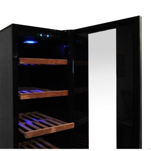 Design Weinkühlschrank Luxus Weinklimaschrank (450 Liter - 209 ...