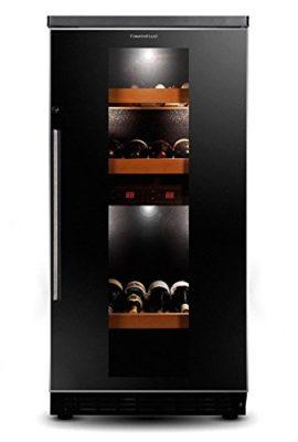 Klima1stKlaas-Weinklimaschrank-fr-ca-100-Flaschen-2-Zonen-5-22C-0
