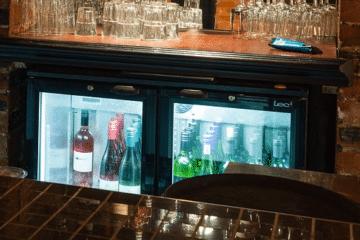 Einbau Weinkühlschrank