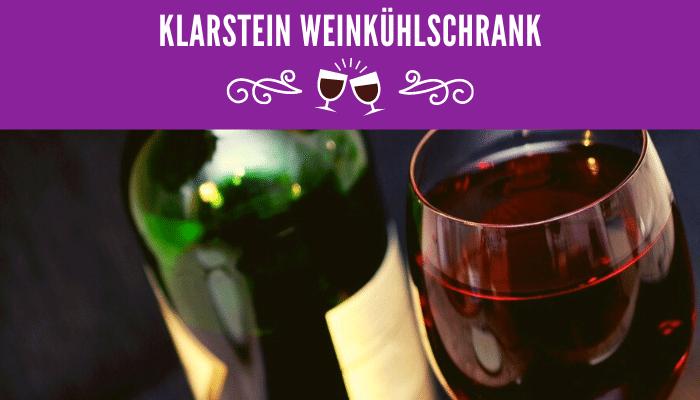 Klarstein Weinkühlschrank