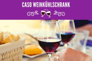 Caso Weinkühlschrank