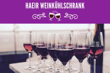 Haeir Weinkühlschrank