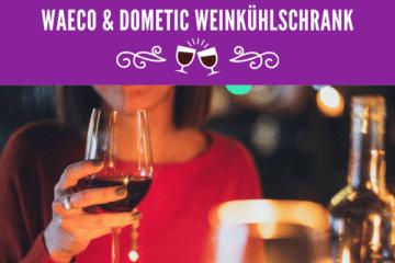 Waeco & Dometic Weinkühlschrank