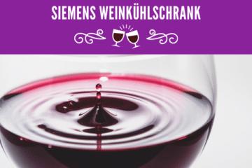 Siemens Weinkühlschrank