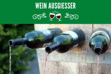 Wein Ausgießer