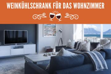 Weinkühlschrank für Wohnzimmer