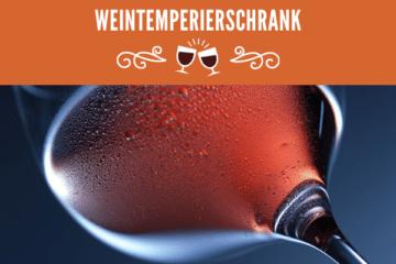 Weintemperierschrank
