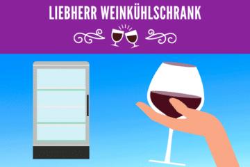Liebherr Weinkühlschrank